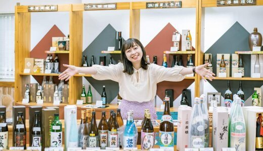 県南の焼酎を見る・飲む・買うなら「日南酒造会館」へ!
