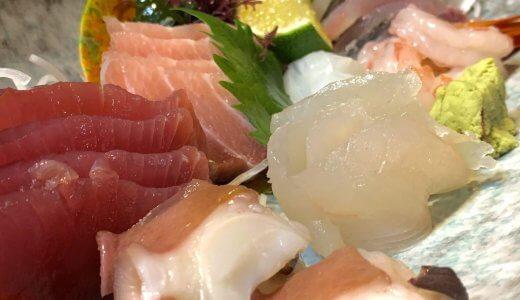 お魚好きよ、天国の扉を開け。地魚・季節料理「やまもと」
