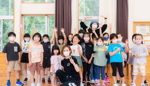 ホークスの元オフィシャルダンサーに教わろう!「チアダンスクラス」が日南市に開講しました!